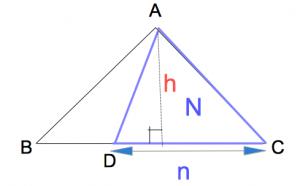 三角形の面積n 数学おじさん oj3math
