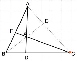 メネラウスの定理1−2 数学おじさん oj3math